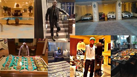 mayweather house tour floyd mayweather house cribs www imgkid com the image