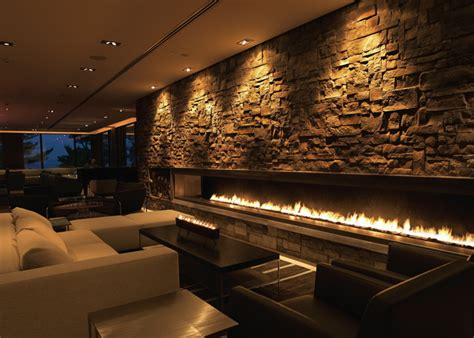 The Fireplace Restaurant by Firelab Custom Features