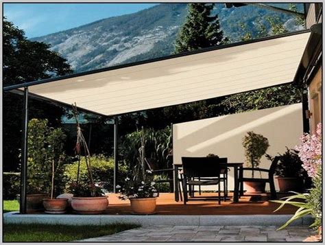 Sun Blinds Awnings by 17 Best Ideas About Patio Shade On Outdoor