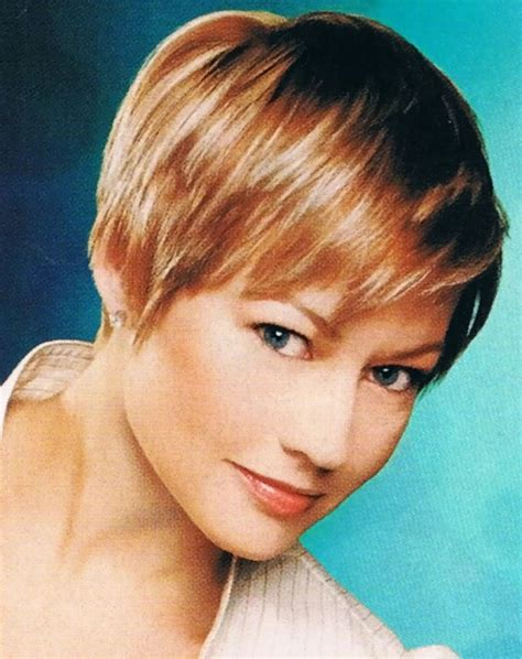cute medium length shag hairstyles for women over 50 hair