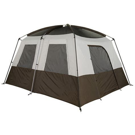 10x12x5ft magnum wall tent and angle kits alps mountaineering c creek two room cing tent