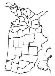 united states map coloring page coloring book