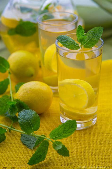 Lemon And Mint Detox Water by Lemon And Mint Detox Water Recipe Detox And Mint