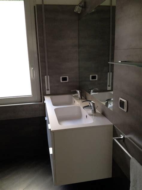 gres porcellanato per bagni foto bagno con gres porcellanato di zappino costruzioni