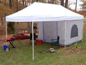 Camp Canopy by Camping Like A Queen On Pinterest Tent Camping And