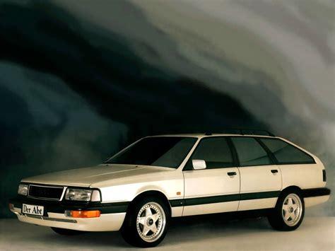 AUDI 200 Avant specs   1985, 1986, 1987, 1988, 1989, 1990