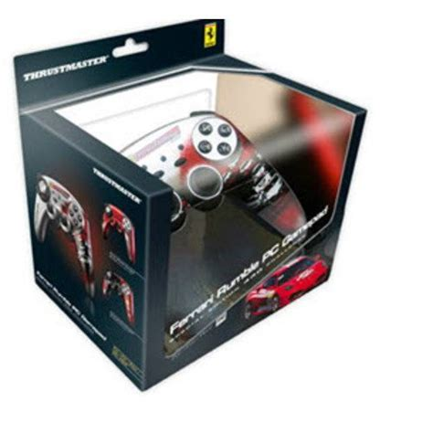 motors gamepad f430 challenge limited edition