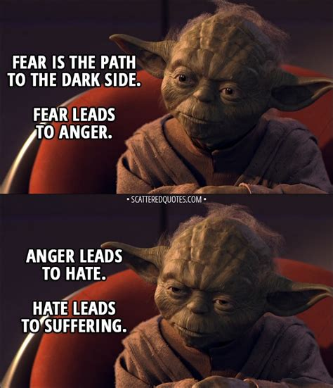 star wars  phantom menace quotes  scattered quotes