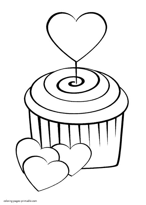 christmas heart coloring page heart shaped balloons coloring page for print out