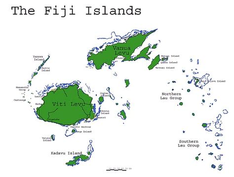 fiji islands map fiji islands update and report
