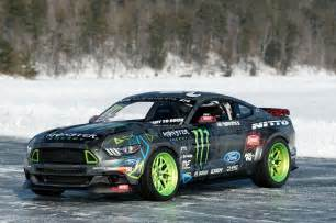 2015 Ford Mustang Rtr Vaughn Gittin Jr S 2015 Ford Mustang Rtr Unveiled Photo