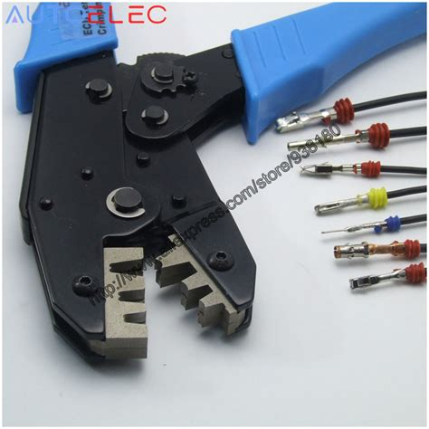 automatic wire with crimping tools merk horusdy tang kupas 929939 3 automotive terminal ratchet crimping tool pliers
