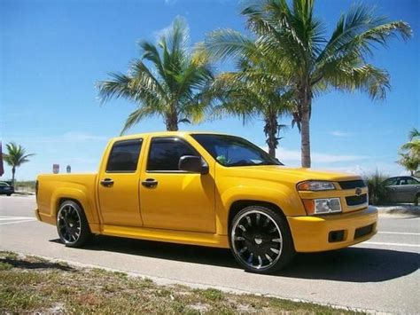 cool ls for sale yellow chevy colorado 2005 yellow chevy colorado xtreme