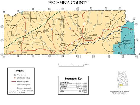 Pensacola Records Escambia County Alabama History Adah