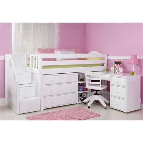 twin bed with desk underneath best 25 low loft beds ideas on pinterest low loft beds