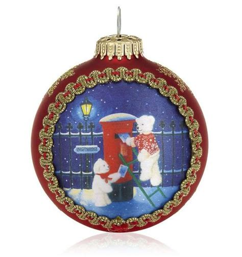 luxury harrods limited edition silk bauble for christmas