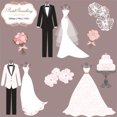 Wedding Tuxedo Clipart by Wedding Tux Clipart Clipart Suggest