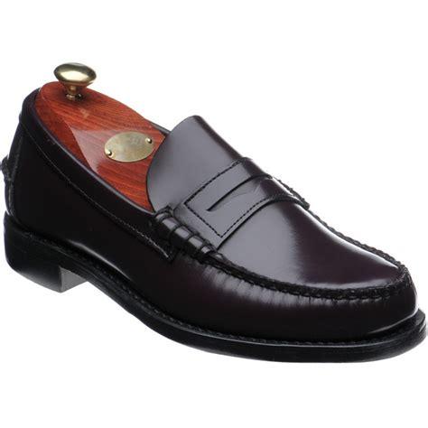 sebago classic loafer sebago shoes sebago classic loafer in cordo burgundy