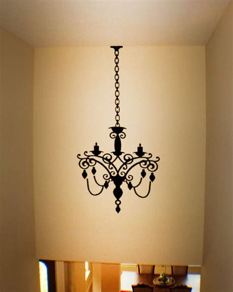 Chandelier Decals For Walls Chandelier 2 Decals Trading Phrases