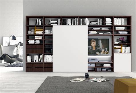 soggiorni pareti attrezzate soggiorno colombini golf laminato materico pareti