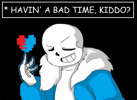 Sans By Bad Bunny undertale sans paint gif description detail by geeky