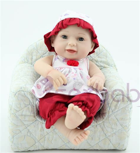 Sale Baby Doll Dewasa 1 12 inches doll clothes american silicone reborn baby