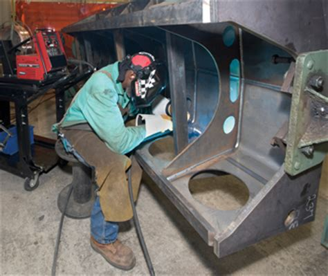 extreme weld makeover the fabricator