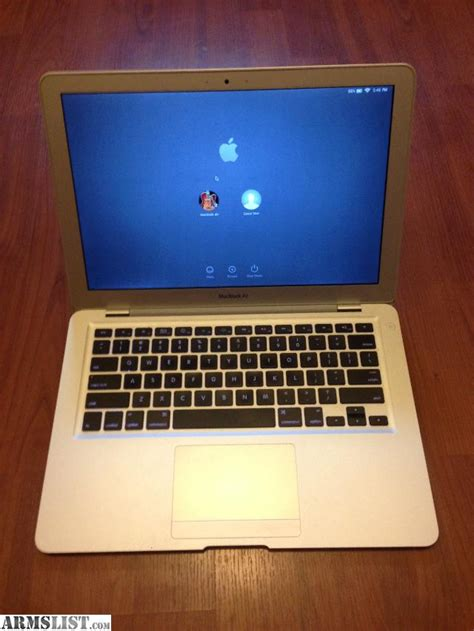 armslist for sale trade 13 quot macbook air for trade quot w