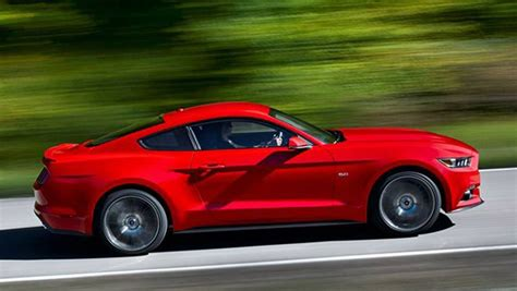 how to turn mykey ford mustang in pictures look at the redesigned 2015 ford