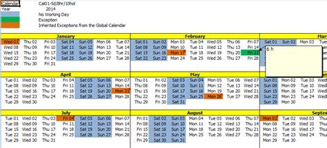P Calendar Exle How To Print A Calendar From Primavera P6 With Some Help
