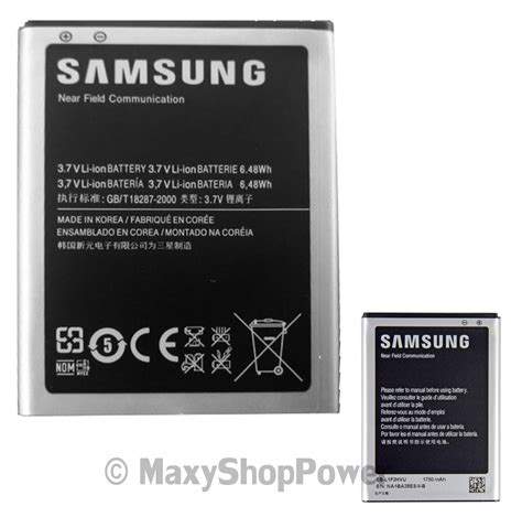 Baterai Samsung Eb L1f2hvu samsung batteria litio originale eb l1f2hvu bulk per galaxy nexus i9250
