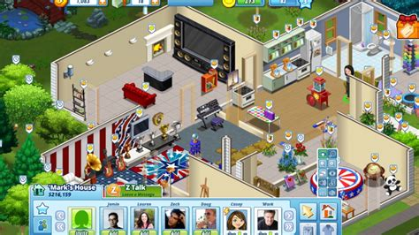 house builder online build virtual worlds on facebook in the ville simcity