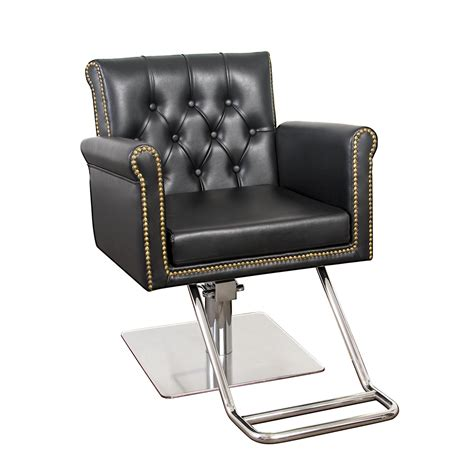 Hair Chairs by Hair Chair With Nailhead Trim And Tufting Winston