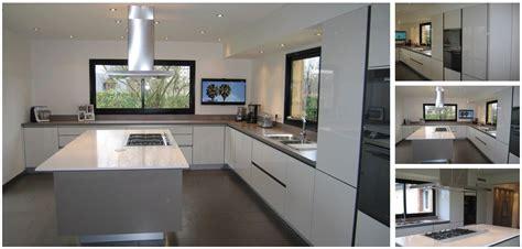 cuisine équipée petit espace 2308 ophrey cuisine design quimper pr 233 l 232 vement d