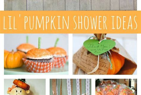 pumpkin baby shower ideas archives pretty  party