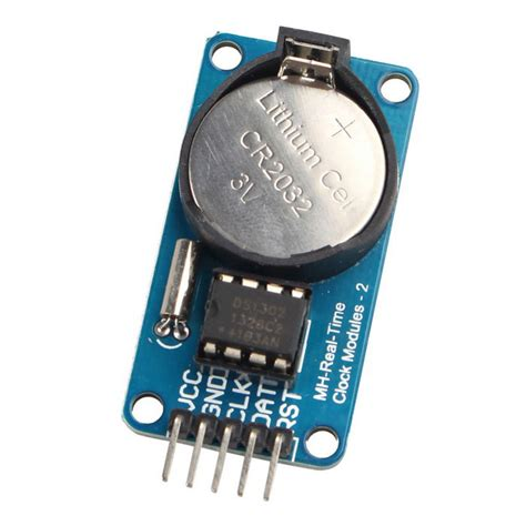 Ds3231 At24c32 Real Time Clock Module Rtc Ds 3231 Modul Waktu Arduino rtc ds1302 real time clock module for arduino avr arm pic smd