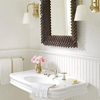 powder room vanity with tapered legs design decor
