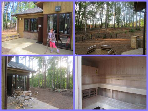 Executive 4 Bedroom Lodge Woburn Centerparcs Woburn Forest The Williams World