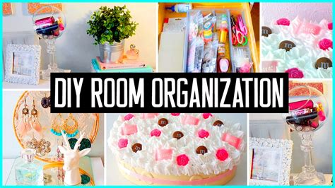 diy room organization storage ideas room decor clean  room   youtube