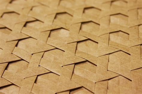 Origami Tesselation - 25 awesome origami tessellations that would impress even m