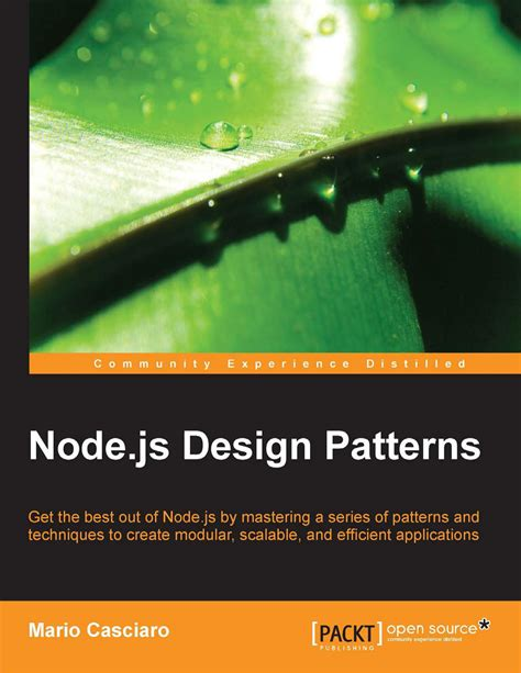 design pattern javascript node js download node js design patterns softarchive