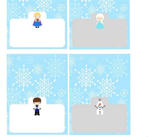 printable frozen gift labels 9 best images of free disney printable frozen labels