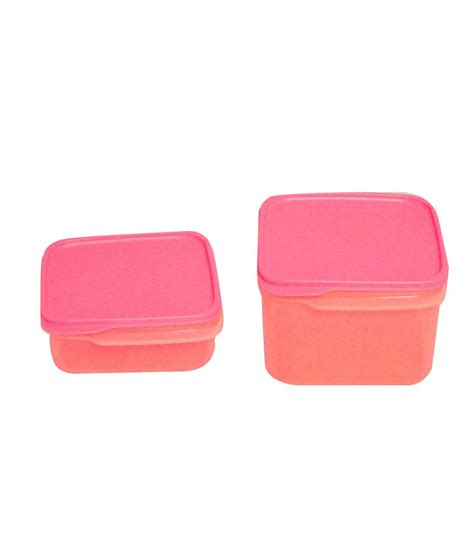 Tupperware Guava tupperware plastic container smart storer 1 2 1 1 ltr