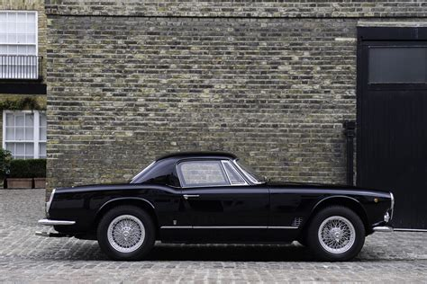 Maserati 3500 Gt For Sale by 1962 Maserati 3500 Gt Vignale Spyder Previously Sold