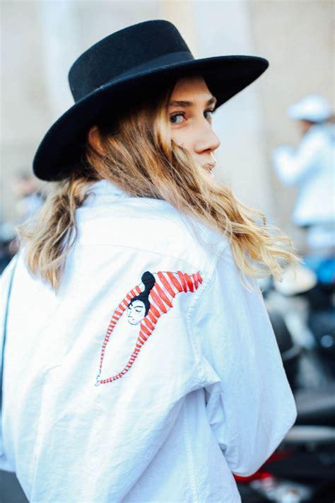 imagenes de octubre 2015 street style paris fashion week octubre 2015 fotos de