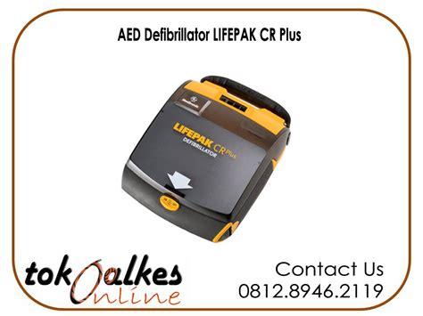 Harga Pacemaker aed defibrillator lifepak cr plus toko alat kesehatan