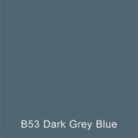 dark blue gray paint b53 dark grey blue australian standard custom spray paint