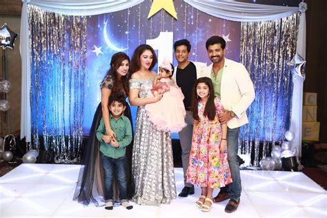 sridevi daughter photos sridevi vijaykumar daughter rupikaa first birthday