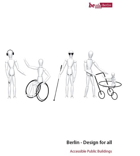 accessible design for the built environment zero project germany mandatory barrier free