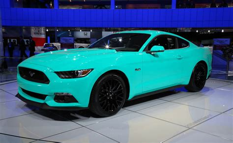 2015 ford mustang colors new cars review